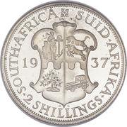 2 Shillings - George VI (2 Shillings, IMPERATOR) – reverse