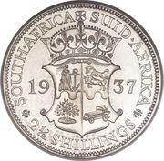 2½ Shillings - George VI (2½ Shillings, IMPERATOR) – reverse