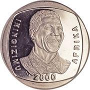 5 Rand (Nelson Mandela) – obverse
