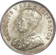 1 Florin - George V – obverse
