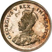6 Pence - George V (SUID-AFRIKA 6D) -  obverse