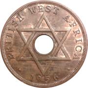 1 Penny - George VI (Mule) – reverse