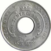 1/10 Penny - George V – obverse
