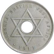 1 Penny - George V – reverse