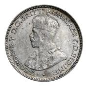 6 Pence - George V – obverse