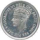 1 Shilling - George VI (Pattern) – obverse