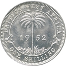 1 Shilling - George VI (Pattern) – reverse