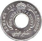 1/10 Penny - Edward VII (Trial Strike) – obverse