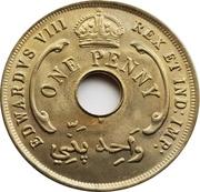 1 Penny - Edward VIII -  obverse