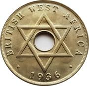 1 Penny - Edward VIII -  reverse