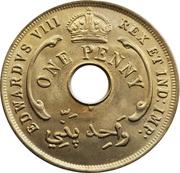 1 Penny - Edward VIII – obverse