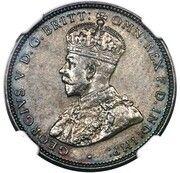 1 Shilling - George V (Trial Strike) – obverse