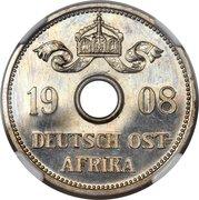 10 Heller - Wilhelm II (Trial Strike) – obverse