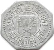 10 Pfennig - Agatharied – obverse