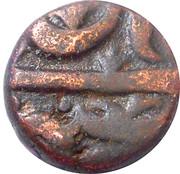 ⅔ Falus - Burhan Nizam Shah III – reverse
