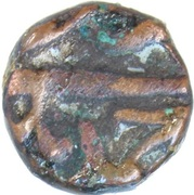 ½ Falus - Murtaza II (Parenda mint) – reverse