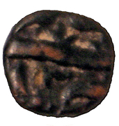 ⅓ Falus - Murtaza II (Parenda mint) – reverse