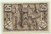 25 Pfennig (brown issue) – reverse