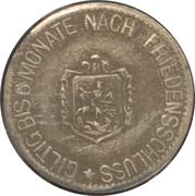 50 Pfennig - Aibling  – reverse