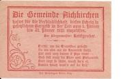 10 Heller (Aichkirchen) -  reverse