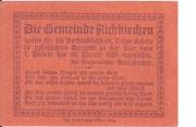 50 Heller (Aichkirchen) – reverse