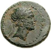 Bronze Æ21 - Antiochos IV Epiphanes – obverse