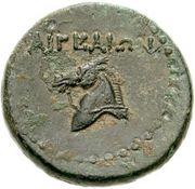 Bronze Æ21 - Antiochos IV Epiphanes – reverse