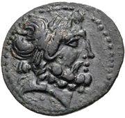 Bronze Æ23 – obverse