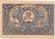 10 Heller (Aigen) -  obverse