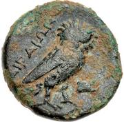 Bronze Æ13 -  reverse