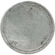 10 Centimes (Aisne) – obverse