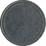 5 Centimes - Union Commerciale (Crecy sur serre) – reverse
