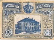 30 Heller (Aistersheim) -  obverse