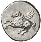 Stater (Thyrreion or Leukas) – obverse