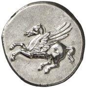 Stater (Thyrreion or Leukas) – obverse