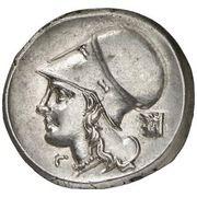 Stater (Thyrreion or Leukas) -  reverse