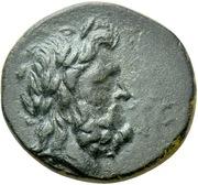 Bronze Æ19 - Menodotos and Silion – obverse