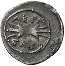 1/8 Shekel (Punic occupation) – reverse