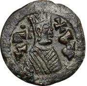 Æ14 - Ioel (Large cross) -  obverse