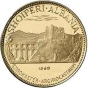 50 Lekë (Gjirokastër) -  reverse