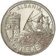 50 Lekë (Durazzo) -  reverse
