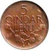 5 Qindar Leku -  reverse