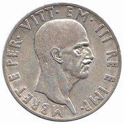 10 Lek - Vittorio Emanuele III – obverse
