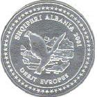 100 Lekë (European Integration) -  obverse