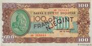 100 Franga – obverse