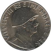 0.20 Lek - Vittorio Emanuele III (Italian occupation) – obverse