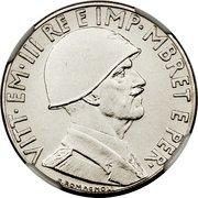0.20 Lek - Vittorio Emanuele III (Prova) -  obverse