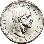 10 Lek - Vittorio Emanuele III (Prova) -  obverse