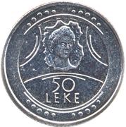 50 Lekë (The Beauty of Durrës) -  reverse