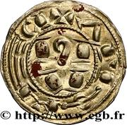 Languedoc , Vicomté d'Albi : Denier ou Raimondin annonyme – reverse